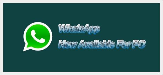 WhatsApp for PC ,WhatsApp for laptop , WhatsApp for computer, WhatsApp for desktop,