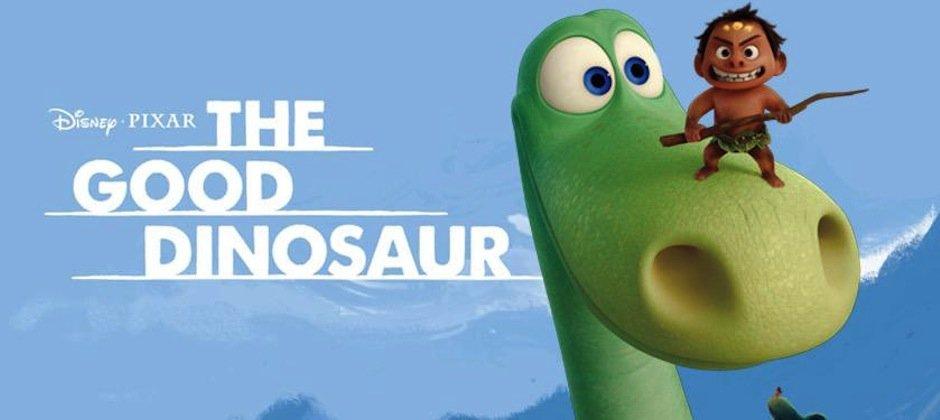 The Good Dinosaur Trailer UK movies film